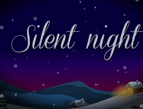 Đêm Thánh Vô Cùng – Silent Night Piano Sheet